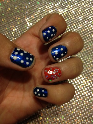 Red White & Blue <3