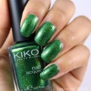 Kiko Pearly Golden Green