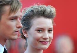 Cannes International Film Festival Hair: Mia Wasikowska