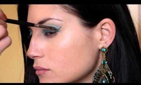Make up da sera facile