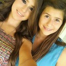 Me and thee little sister(:
