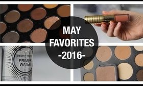 May Favorites 2016 | Speakingofchloe