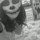 Halloween Makeup Skeleton