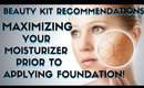 BEAUTY KIT RECOMMENDATIONS FOR MAXIMIZING YOUR SKIN'S HYDRATION