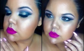 Cool Toned Clubbing Look |  Featuring INGLOT