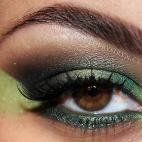 Kermit the Frog Inspired Look