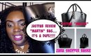 """Just Fab """"Martin"""" Bag - It's a Dupe!"""