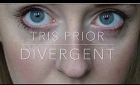 Tris Prior Divergent Makeup Tutorial