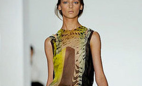 Reed Krakoff Hair, New York Fashion Week S/S 2012
