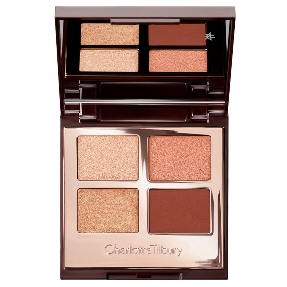 Charlotte Tilbury Luxury Palette Copper Charge alternative view 1 - product swatch.