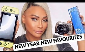 NEW YEAR NEW FAVOURITES | SONJDRADELUXE
