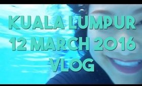 A TON OF GIFTS! | 12 March 2016 | KL Trip Vlog