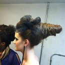 Photo shoot hair I did