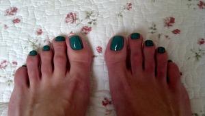 Pretty green by Colorama..