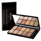 NYX Cosmetics The Runway Collection 10 Color Eyeshadow Palette