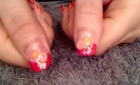 How to: My Fabulously Fruity Fimo Nail Art Tutorial