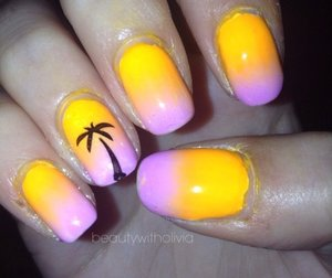 Let me know if you want tutorials of any of my nail designs or makeup looks! :)
