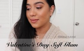 SOFT & SULTRY V-DAY MAKEUP TUTORIAL | PART 1