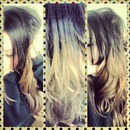 ombre hair'don't care!