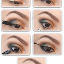 How to Smokey eyes