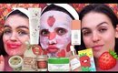 STRAWBERRY Skincare Products
