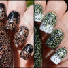 Sally Hansen Halloween 2104: Fuzzy Coat Collection