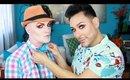 Get Ready With Me BIG BROTHER edition Makeup Tips & Tricks part 1 - mathias4makeup