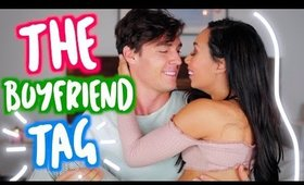 THE BOYFRIEND TAG! Adam and Eva ♡