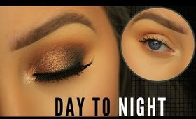 DRUGSTORE DAY TO NIGHT MAKEUP FOR BEGINNERS | EIMEAR MCELHERON