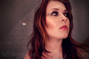 Anna Abreu ♥ Rush CD-Cover MakeUp 2