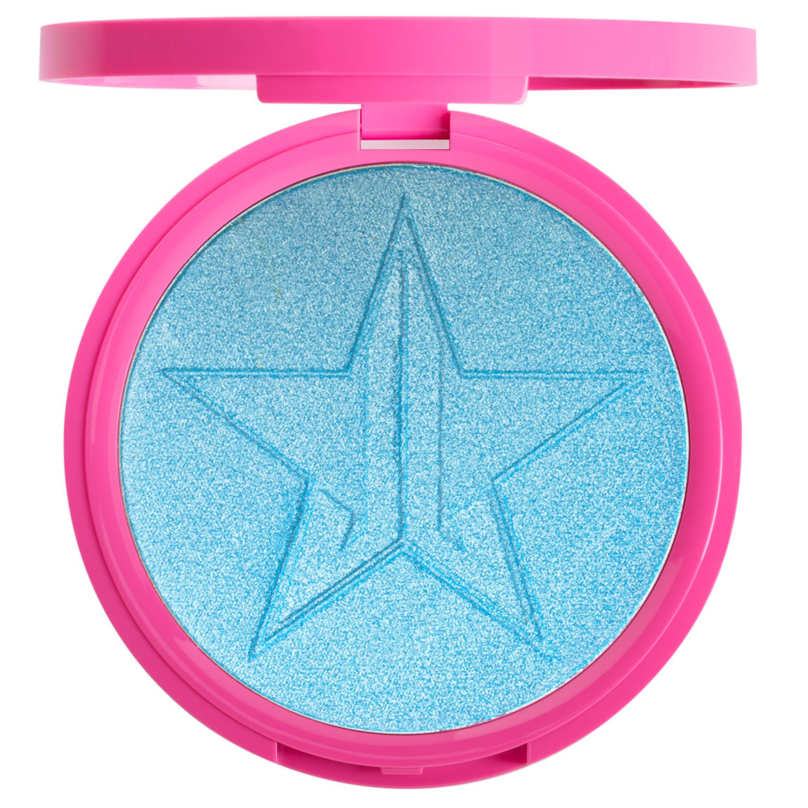 Jeffree Star Cosmetics Skin Frost Deep Freeze product swatch.