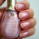 Sally Hansen Diamond Strength - Pulled Sugar
