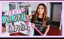 NEW! ALL DAY CLEAN WITH ME 2019
