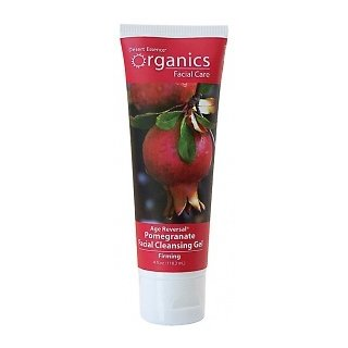 Desert Essence Age Reversal Pomegranate Facial Cleansing Gel