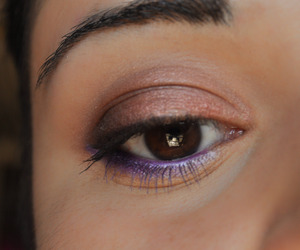blueberry muffin look 2