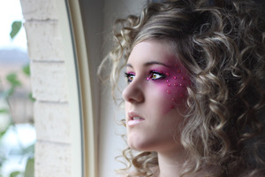 hair, makeup & photography by me!