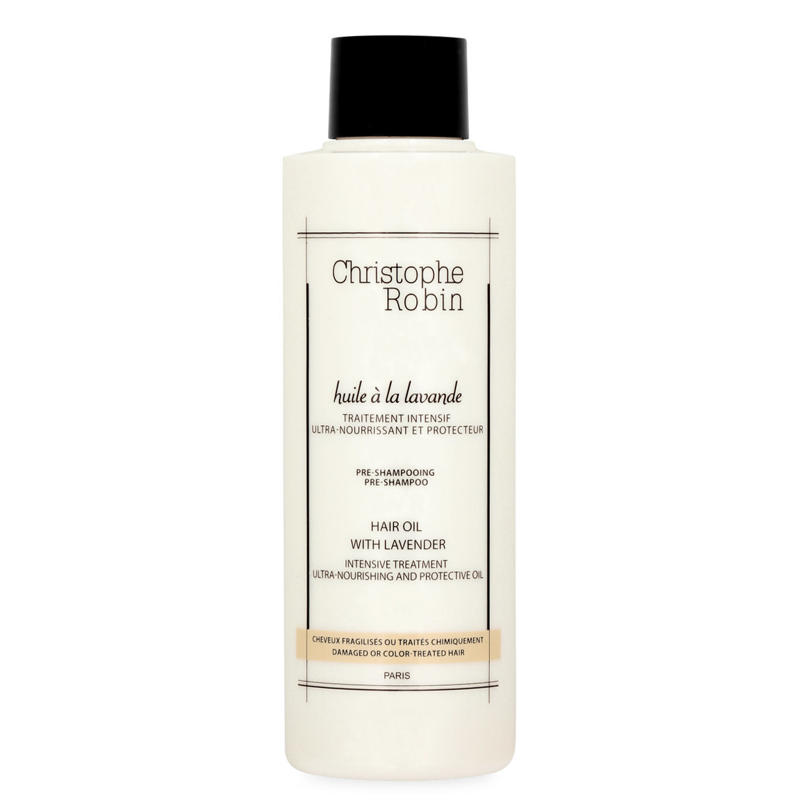 Christophe Robin Hair Oil with Lavender alternative view 1 - product swatch.