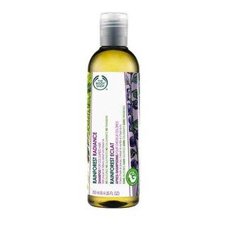 The Body Shop Rainforest Radiance Shampoo