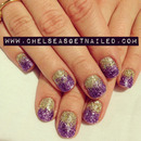 Loose Glitter Nails