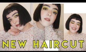 New Haircut! | Short Bob