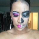 Beauty/skull