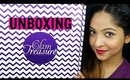 GLAM TREASURE BOX JUNE 2016| UNBOXING & REVIEW | Stacey Castanha