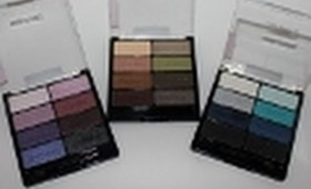 Wet 'n' Wild 8 Palettes review.