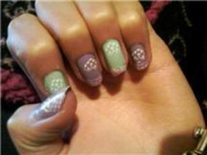 My Easter Nails!!