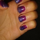 space ombre