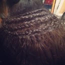 Braiding pattern