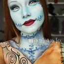 Perfectly Painted Sally