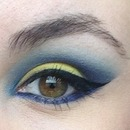 Superman inspired look (Eye)