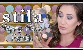 Still Happy Hour Palette:  Thoughts & 2 Looks