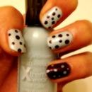 Polka dots:)